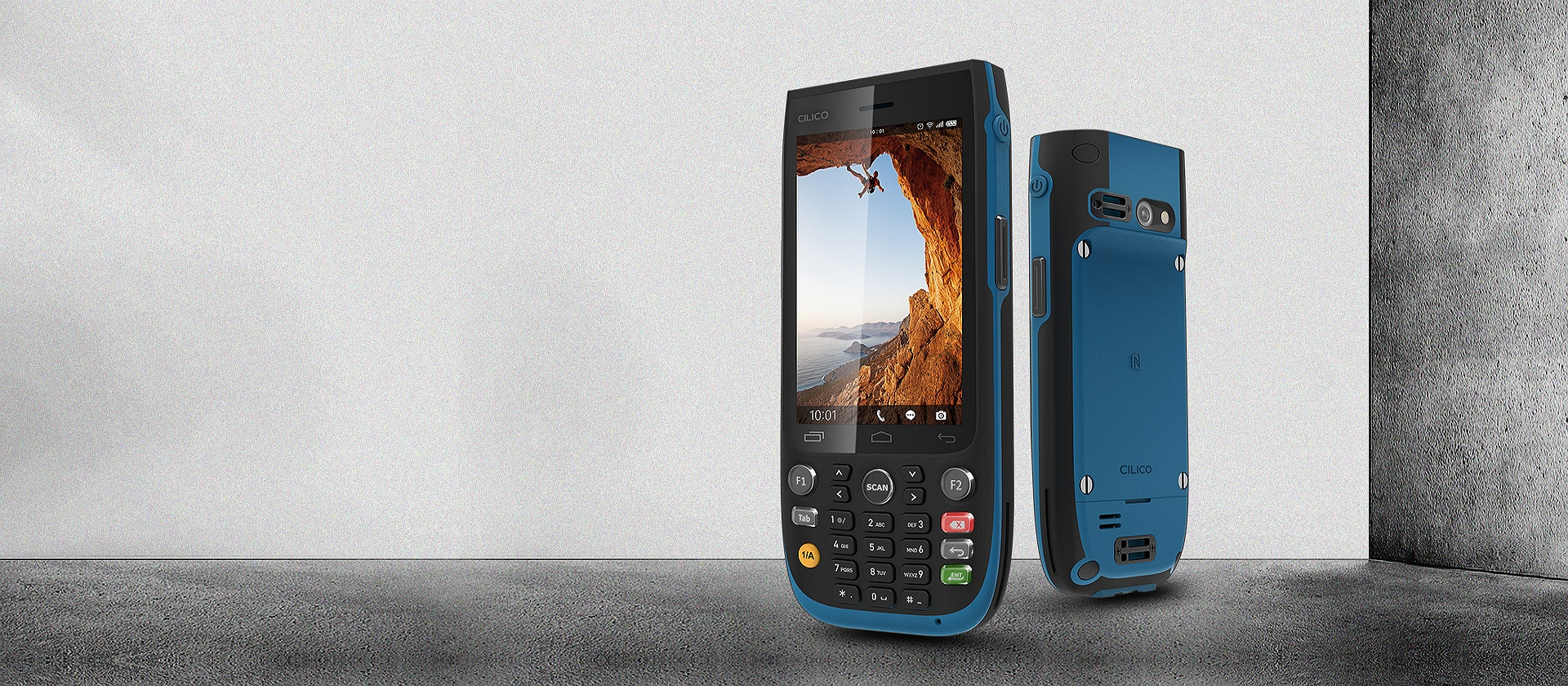 F750 rugged mobile computer